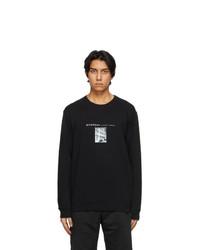 Givenchy Black Photo Sweatshirt