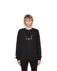Diesel Black S Mart A90 Sweatshirt