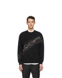 Diesel Black S Mart A92 Sweatshirt