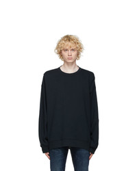 Converse Black Shapes Bubble Sweatshirt