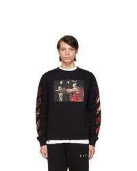 Off-White Black Slim Caravaggio Sweatshirt