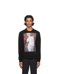 Neil Barrett Black Venus The Milo Sweatshirt