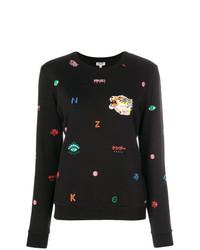 Kenzo Designer Logo Sweatshirt
