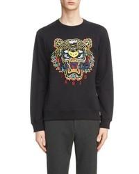 Kenzo Dragon Tiger Crewneck Sweatshirt