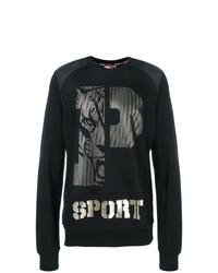 Plein Sport Foil Logo Sweatshirt
