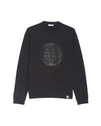 Versace Collection Large Logo Sweatshirt