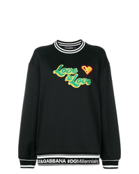 Dolce & Gabbana Love Is Love Sweatshirt