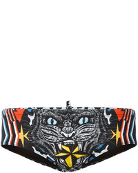 DSQUARED2 Printed Swim Trunks