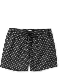 Paul Smith Slim Fit Mid Length Printed Swim Shorts