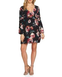 1 STATE 1state Floral Print Swing Dress