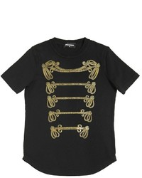 DSQUARED2 Circus Printed Cotton Jersey T Shirt