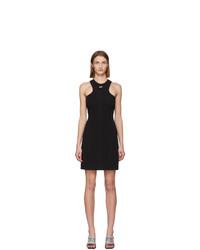 Off-White Black Rowing Pencil Dress