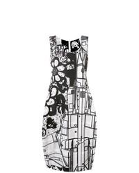 Comme des Garcons Comme Des Garons Printed Tank Dress