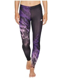 New Balance Impact Premium Print Tights Workout