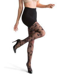 bc259f0dc19b3 Spanx Patterned Tight End Tights Stunning Roses, $32 | SPANX ...