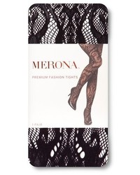 Merona Premium Tights Black Tm
