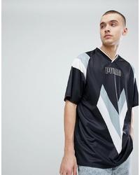 Puma Heritage Football T Shirt In Black 57499801