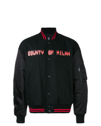 Marcelo Burlon County of Milan Bomber Jacket
