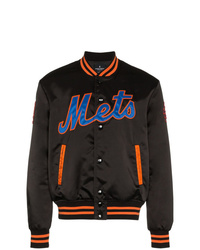 Marcelo Burlon County of Milan Ny Mets Varsity Jacket