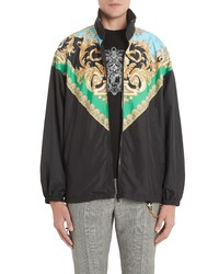 Versace Baroque Trench Jacket