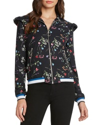 Willow & Clay Floral Track Jacket