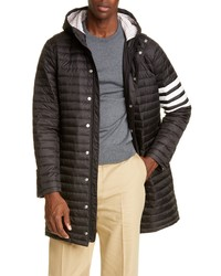 Thom Browne 4 Bar Down Puffer Jacket