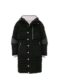 Thom Browne Articulated Down D Cashmere Parka