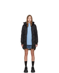Canada Goose Black Alliston Coat