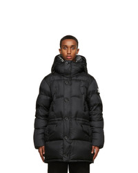 Burberry Black Down Lockwood Jacket