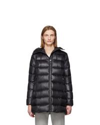 Moncler Black Down Suyen Jacket