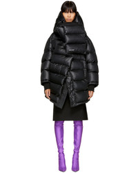 Balenciaga Black Outerspace Puffer Jacket