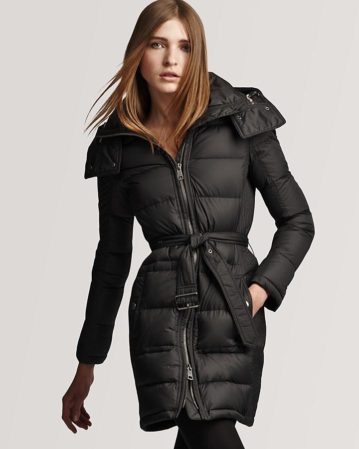 a4e1cca72 $795, Burberry Brit Metcalfe Puffer Coat