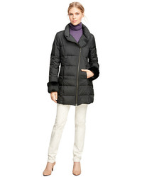 Brooks Brothers Quilted Puffer Coat