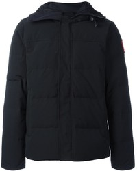 Canada Goose Hooded Puffer Coat