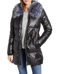 Sam Edelman Cire Faux Down Quilted Coat