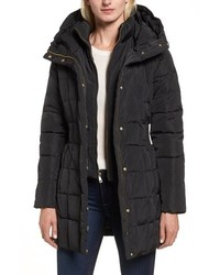 Cole Haan Signature Cole Haan Hooded Down Feather Jacket