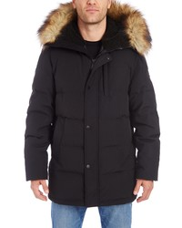 Vince Camuto Faux Down Feather Puffer Jacket