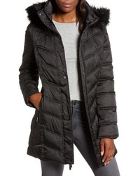 Kenneth Cole New York Faux Puffer Jacket