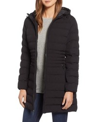 BCBGeneration Hooded Down Puffer Coat