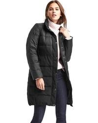72b98e6fd957 Women's Black Puffer Coats by Gap | Women's Fashion | Lookastic.com