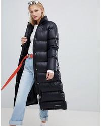 Calvin Klein Jeans Long Line Padded Jacket