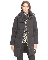 Kate Spade New York Funnel Neck Puffer Coat
