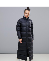 The North Face Nuptse Duster In Black