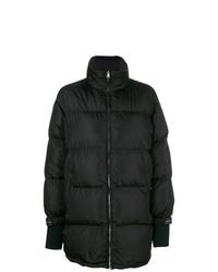 Prada Oversized Zipped Padded Coat