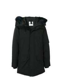 Kenzo Racoon Hooded Coat