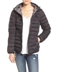 Volcom Volpofer Hooded Reversible Puffer Coat