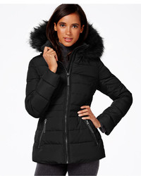 3bad89c72 Women's Black Puffer Coats from Macy's | Women's Fashion | Lookastic.com