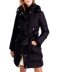 J.Crew Wintress Down Puffer Coat