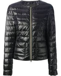 Black puffer jacket original 4181661
