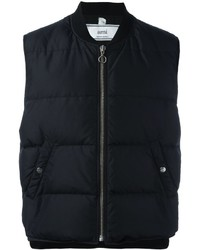 AMI Alexandre Mattiussi Sleeveless Down Jacket
